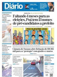 Jornal Diário de Suzano - 27/07/2020