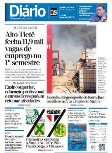Jornal Diário de Suzano - 28/07/2020