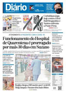 Jornal Diário de Suzano - 29/07/2020