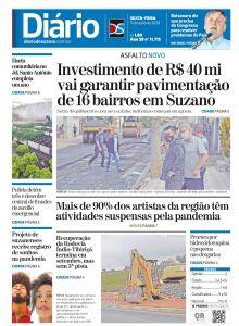 Jornal Diário de Suzano - 30/07/2020