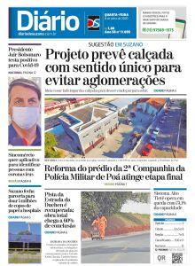 Jornal Diário de Suzano - 07/07/2020