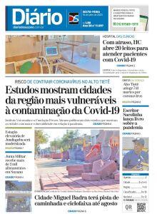 Jornal Diário de Suzano - 09/07/2020