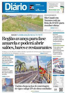 Jornal Diário de Suzano - 10/07/2020