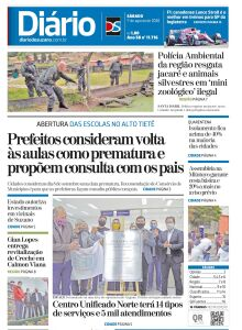 Jornal Diário de Suzano - 01/08/2020