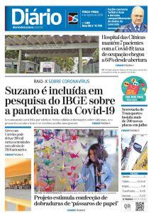 Jornal Diário de Suzano - 03/08/2020