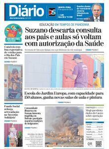Jornal Diário de Suzano - 05/08/2020