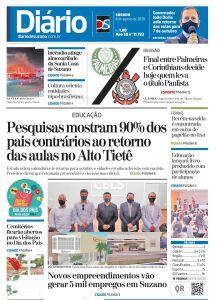 Jornal Diário de Suzano - 07/08/2020