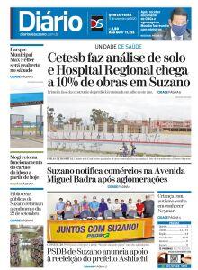 Jornal Diário de Suzano - 17/09/2020