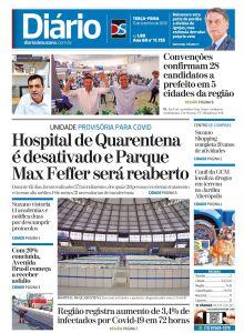 Jornal Diário de Suzano - 15/09/2020