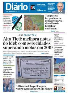 Jornal Diário de Suzano - 16/09/2020