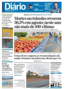 Jornal Diário de Suzano - 19/09/2020