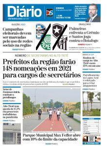 Jornal Diário de Suzano - 20/09/2020