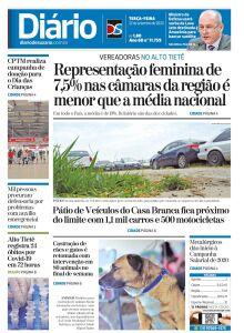Jornal Diário de Suzano - 22/09/2020