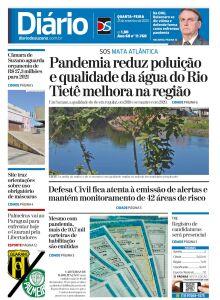 Jornal Diário de Suzano - 23/09/2020