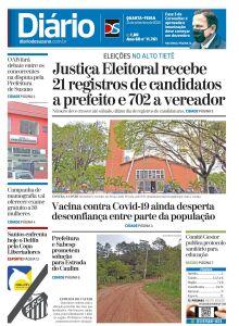 Jornal Diário de Suzano - 24/09/2020