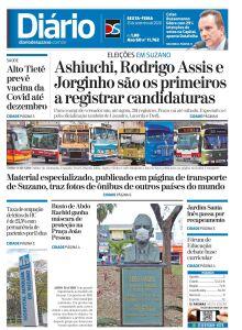 Jornal Diário de Suzano - 25/09/2020