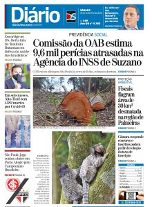 Jornal Diário de Suzano - 26/09/2020