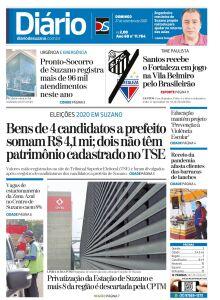 Jornal Diário de Suzano - 27/09/2020