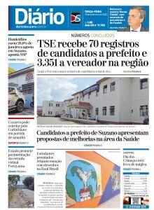 Jornal Diário de Suzano - 29/09/2020