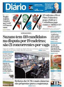 Jornal Diário de Suzano - 30/09/2020
