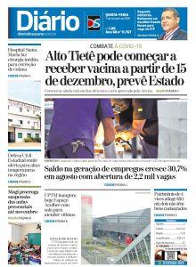 Jornal Diário de Suzano - 01/10/2020
