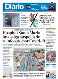Jornal Diário de Suzano - 10/09/2020