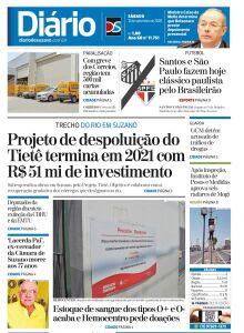 Jornal Diário de Suzano - 12/09/2020