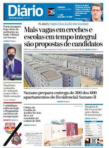 Jornal Diário de Suzano - 03/10/2020