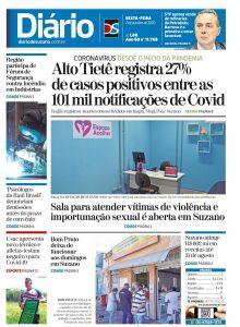 Jornal Diário de Suzano - 02/10/2020