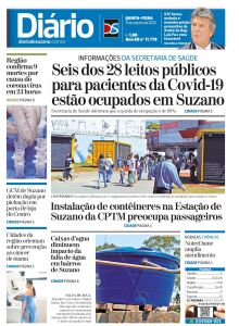 Jornal Diário de Suzano - 15/10/2020