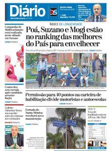 Jornal Diário de Suzano - 16/10/2020