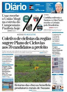 Jornal Diário de Suzano - 17/10/2020