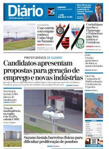 Jornal Diário de Suzano - 18/10/2020