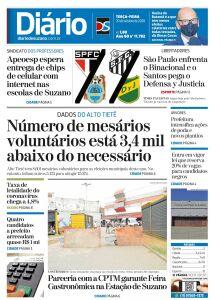 Jornal Diário de Suzano - 20/10/2020