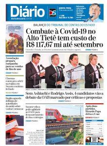 Jornal Diário de Suzano - 22/10/2020