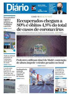 Jornal Diário de Suzano - 23/10/2020