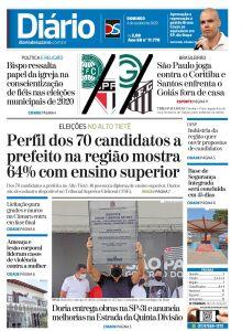 Jornal Diário de Suzano - 04/10/2020