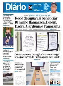Jornal Diário de Suzano - 27/10/2020