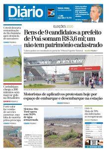 Jornal Diário de Suzano - 06/10/2020