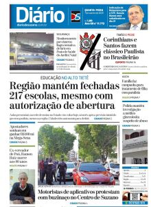 Jornal Diário de Suzano - 07/10/2020