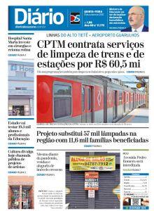 Jornal Diário de Suzano - 08/10/2020
