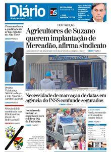 Jornal Diário de Suzano - 09/10/2020