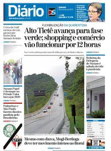 Jornal Diário de Suzano - 10/10/2020