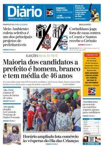 Jornal Diário de Suzano - 11/10/2020
