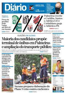 Jornal Diário de Suzano - 14/10/2020