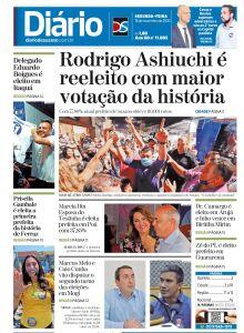 Jornal Diário de Suzano - 16/11/2020
