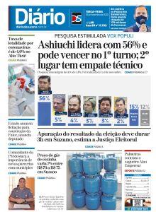 Jornal Diário de Suzano - 10/11/2020