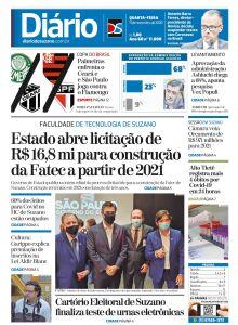 Jornal Diário de Suzano - 11/11/2020