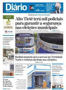 Jornal Diário de Suzano - 12/11/2020