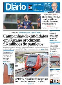 Jornal Diário de Suzano - 13/11/2020